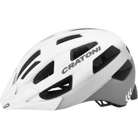 Cratoni Velo-X Casco, blanco